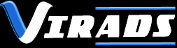 virads media logo png