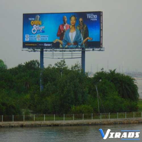 Unilag-3rd-mainland-bridge-Billboard-advertising