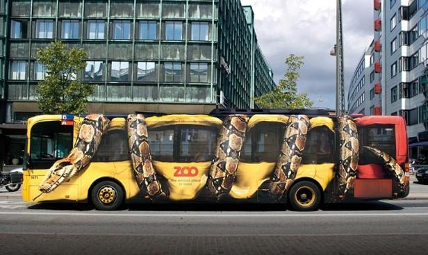 London Guerrila Marketing Idea